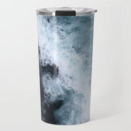 Ocean Wave #1 Travel Mug