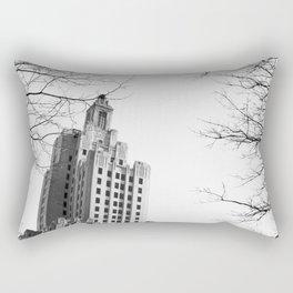"""""""Superman"""" Building Rectangular Pillow"""