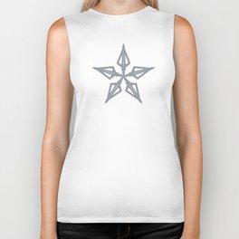 Shooting Star Biker Tank