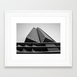 Student Castle Framed Art Print
