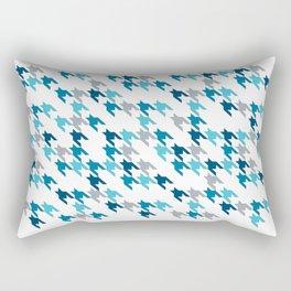 Blue Tooth #2 Rectangular Pillow