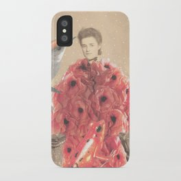 Salvaged Relatives (10) iPhone Case