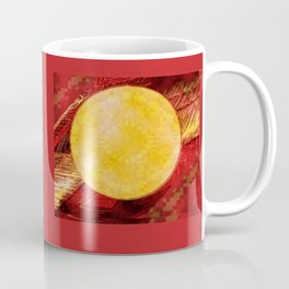 Universe Time Piece Coffee Mug
