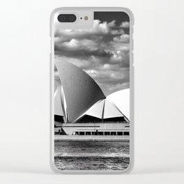 Operatic Clear iPhone Case
