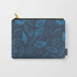 Tropical sea shells Carry-All Pouch