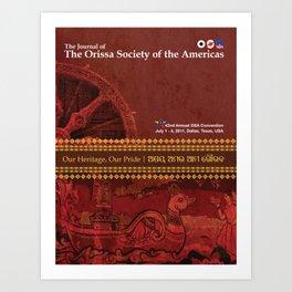 2011 Souvenir Art Print