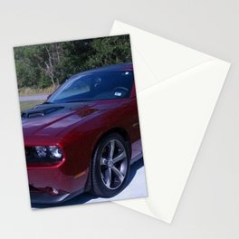 100th Anniversary Challenger with rare shaker hood Stationery Cards