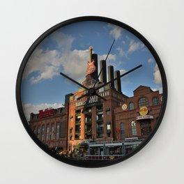Hard Rock Cafe Wall Clock