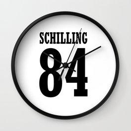 Schilling 84 Wall Clock