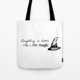 Just a little magic Tote Bag