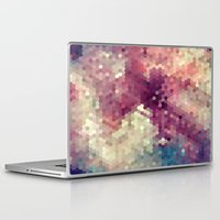 radiohead Laptop & iPad Skins featuring Radiohead: I Will See You in the Next Life by Tia Hank