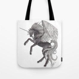 Storm Alicorn Tote Bag