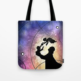 Darth Daddy Tote Bag