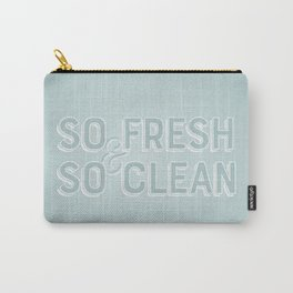 So Fresh & So Clean Carry-All Pouch