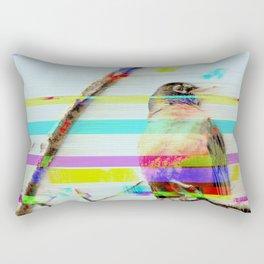 Robin Rewind Rectangular Pillow