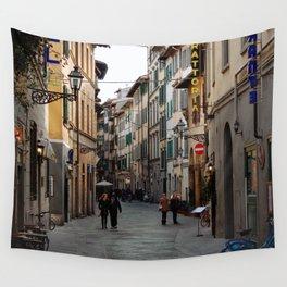 Via Faenza - Florence, Italy Wall Tapestry