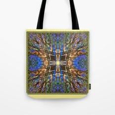 MADRONA TREE MANDALA Tote Bag