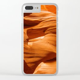 The Grand Canyon (Color) Clear iPhone Case