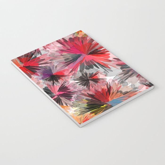 Flower carpet 33 Notebook