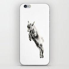Goat Dance iPhone Skin