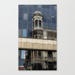 Reflection Canvas Print