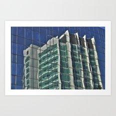 UCH-HDR Art Print