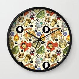 Ghiblipalooza! Wall Clock