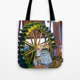 Waterwheel - it turn´s and turn´s Tote Bag