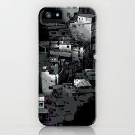 FAVELA iPhone Case