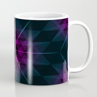 geode Mugs featuring Geode by Matt Borchert