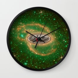 NAD Space Frontier Wall Clock