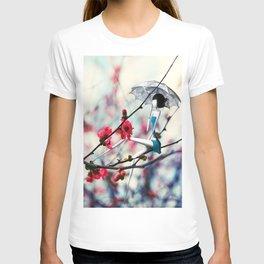 La Fille à l'Ombrelle T-shirt