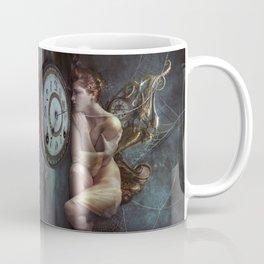 Le Cabinet de Curiosités : II - Clockwork Fairy Coffee Mug