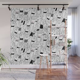 Rock and Roll: Concert Wall Mural