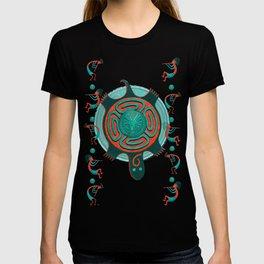 Visitors Anasazi Folk Art T-shirt