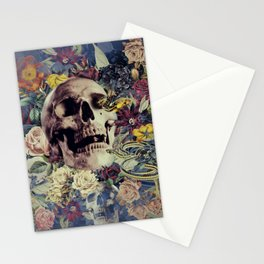 The Final Curtain Stationery Cards