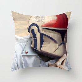 Oxygen Throw Pillow