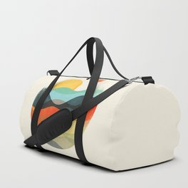 Let the world be your guide Duffle Bag
