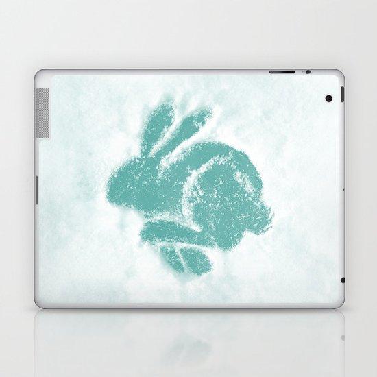 Snowbunny Laptop & iPad Skin