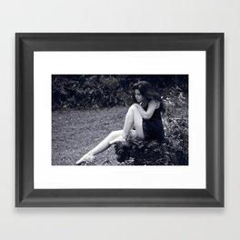 lapse Framed Art Print