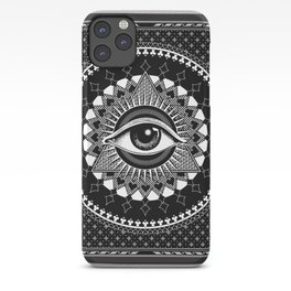 The Eye of Providence iPhone Case