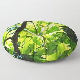 Platanus Floor Pillow