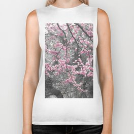 Under The Redbud Tree Biker Tank