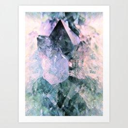 Crystal Dream Art Print