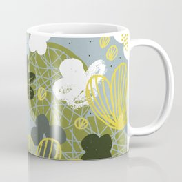 Kokedama Garden by Friztin Coffee Mug