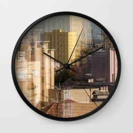 Deconstruction #9 Wall Clock