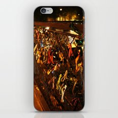 Love Locks iPhone & iPod Skin