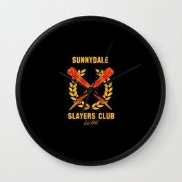 The Club Wall Clock
