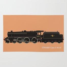 Stanier Black 5 4-6-0 Rug