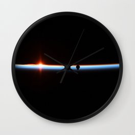 61. SpaceX Demo-1: 'Go' for Launch Wall Clock